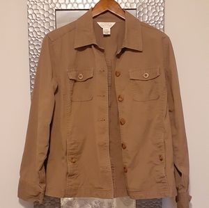 Northern Reflections ButtonUp Coat- SZ M